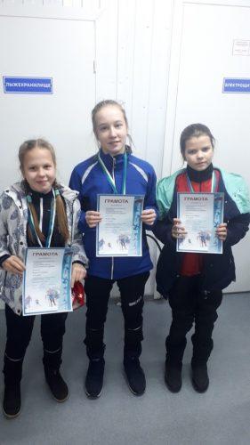 Первенство Сыктывдинского района по лыжным гонкам